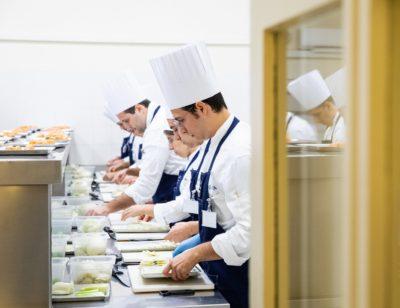 Corso Tecniche Di Cucina Alma Scuola Di Alta Formazione Nell Ospitalita