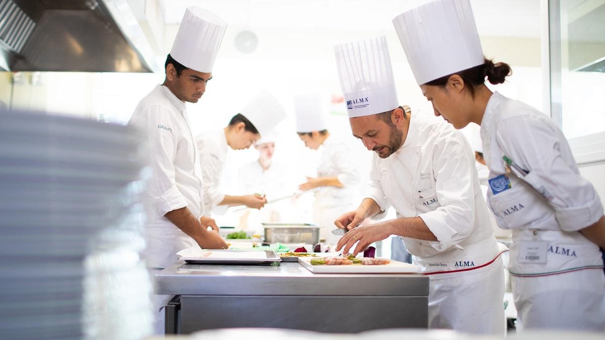 Il Network Internazionale Alma La Scuola Inernazionale Di Cucina Italiana