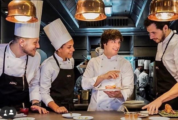 ABaC Jordi Cruz Restaurant, 3*** Michelin.