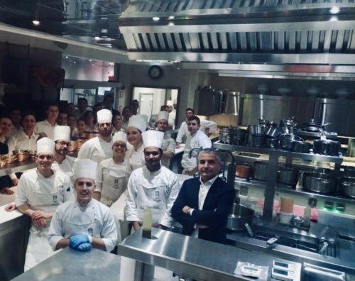 Paolo Boneschi al Gruppo Giancarlo Morelli