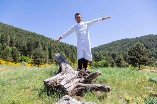 Antonio Biafora chef dell'Hyle